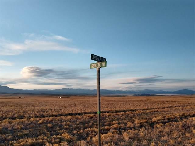 0 Apishapa Road, Hartsel, CO 80449 (MLS #8412148) :: Colorado Real Estate : The Space Agency