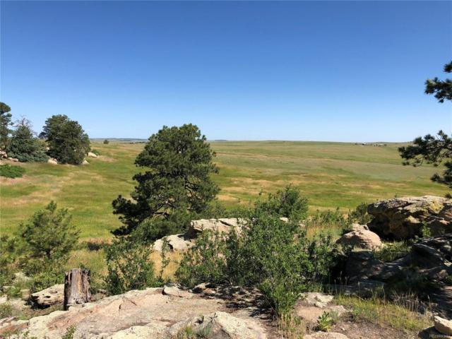 0001 County Road 94, Elbert, CO 80106 (#8412340) :: The HomeSmiths Team - Keller Williams