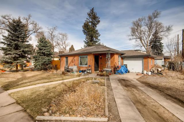 3637 W 24th Avenue, Denver, CO 80211 (#8412447) :: 5281 Exclusive Homes Realty