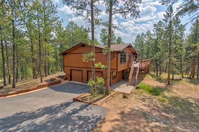 1083 Woodside Drive, Pine, CO 80470 (#8412483) :: The HomeSmiths Team - Keller Williams