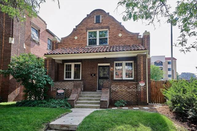968 N Corona Street, Denver, CO 80218 (#8412785) :: RE/MAX Professionals