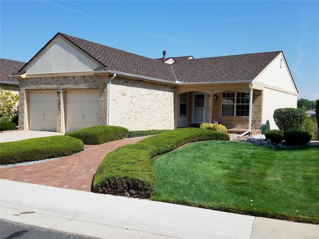 7432 S Monaco Street, Centennial, CO 80112 (#8412830) :: Colorado Team Real Estate