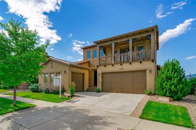 15224 W Auburn Avenue, Lakewood, CO 80228 (MLS #8413339) :: 8z Real Estate