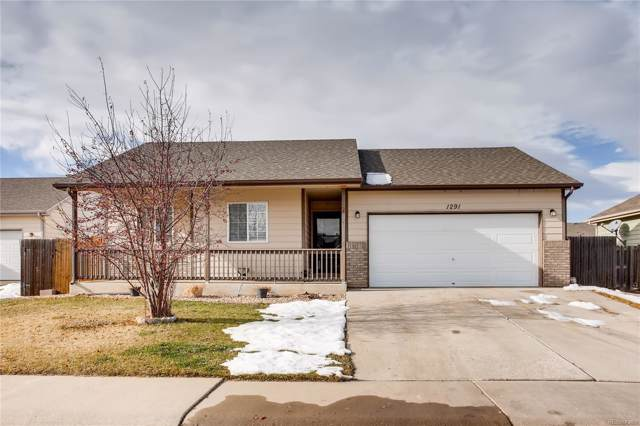 1291 S Haymaker Drive, Milliken, CO 80543 (#8413466) :: Harling Real Estate