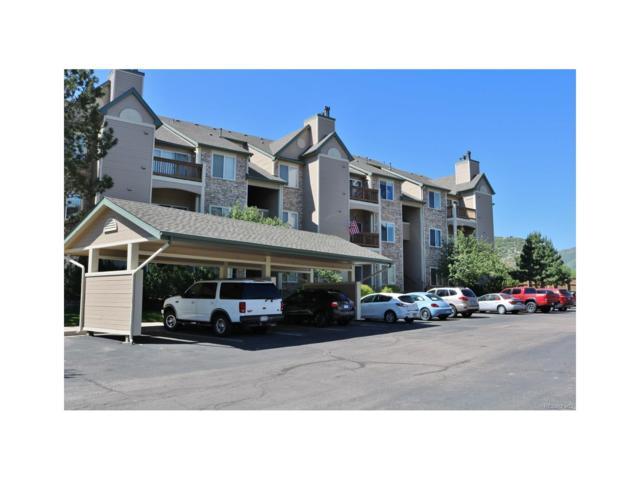7445 S Alkire Street #305, Littleton, CO 80127 (MLS #8413800) :: 8z Real Estate