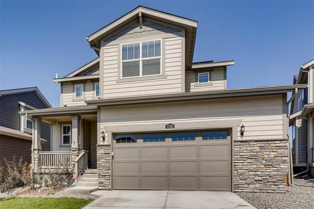 17181 E 95th Place, Commerce City, CO 80022 (#8414439) :: The Artisan Group at Keller Williams Premier Realty