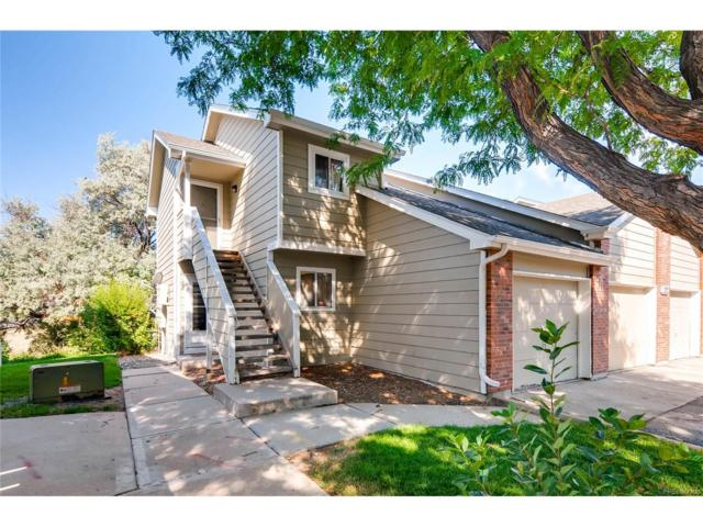 1323 S Cathay Court #102, Aurora, CO 80017 (MLS #8414711) :: 8z Real Estate