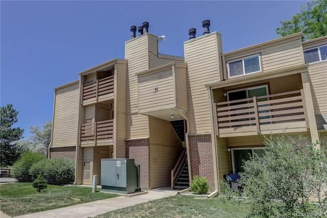 7395 E Eastman Avenue N208, Denver, CO 80231 (#8414955) :: The Heyl Group at Keller Williams
