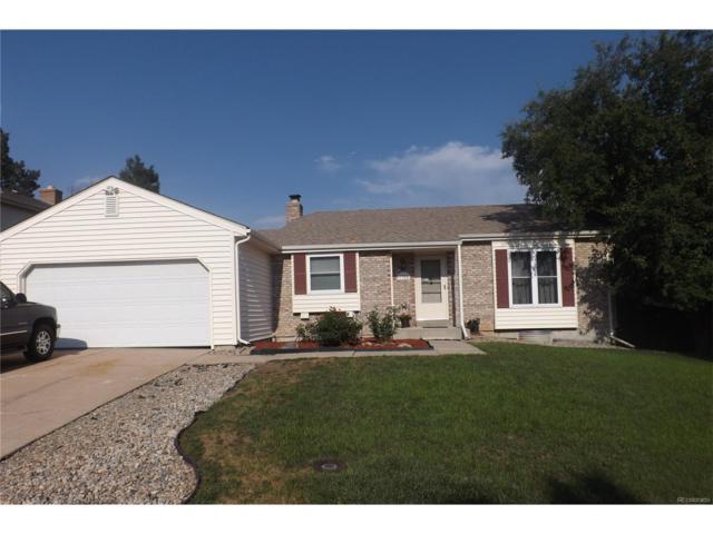 7350 S Carr Court, Littleton, CO 80128 (MLS #8414970) :: 8z Real Estate