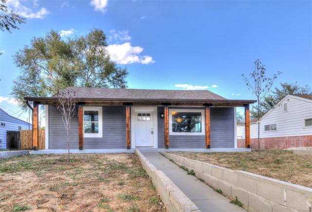 915 E Dartmouth Avenue, Englewood, CO 80113 (#8414998) :: The Peak Properties Group
