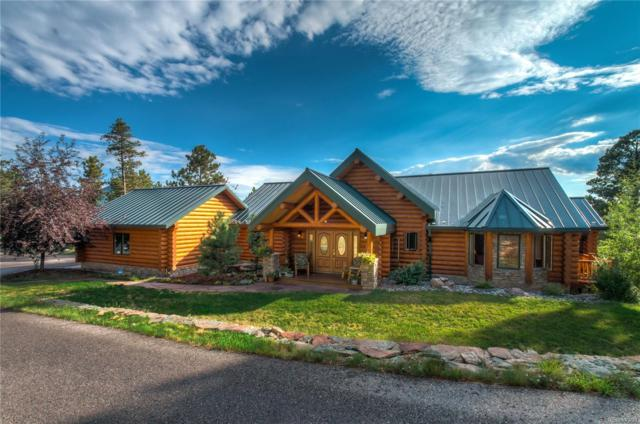 24480 Pleasant Park Road, Conifer, CO 80433 (#8415288) :: The DeGrood Team