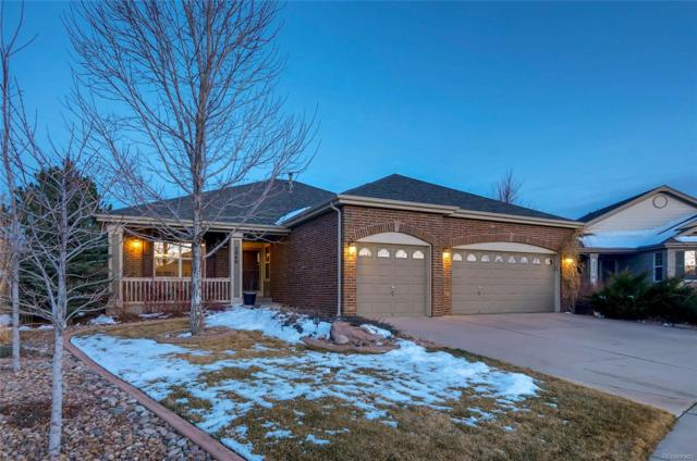 5040 S Duquesne Street, Aurora, CO 80016 (#8415532) :: The Peak Properties Group