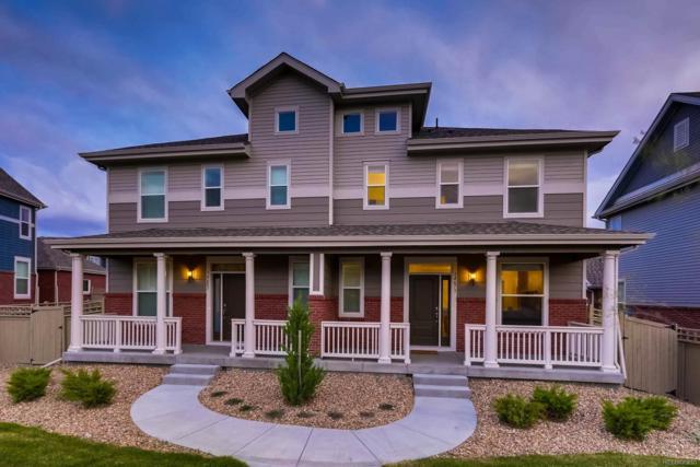 14673 E Crestridge Drive, Centennial, CO 80015 (#8415539) :: Briggs American Properties