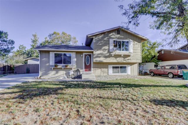 1921 E 83rd Place, Denver, CO 80229 (MLS #8415603) :: 8z Real Estate