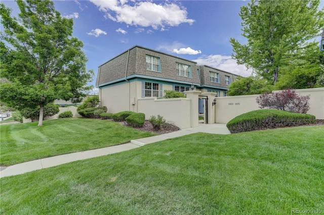 9350 E Girard Avenue #7, Denver, CO 80231 (MLS #8416360) :: Bliss Realty Group