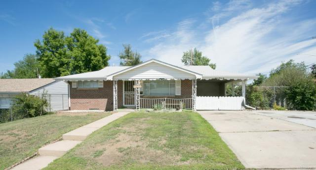 1696 S Bryant Street, Denver, CO 80219 (#8416716) :: Wisdom Real Estate