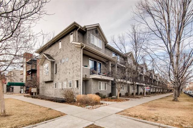 1607 N Franklin Street, Denver, CO 80218 (#8416919) :: The Heyl Group at Keller Williams