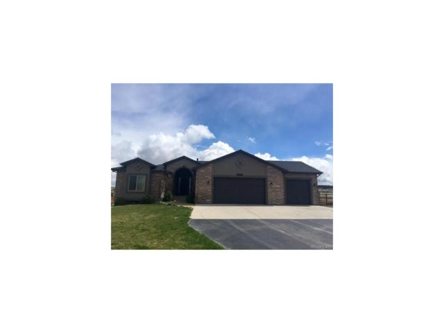 16865 Papago Way, Colorado Springs, CO 80908 (MLS #8417375) :: 8z Real Estate