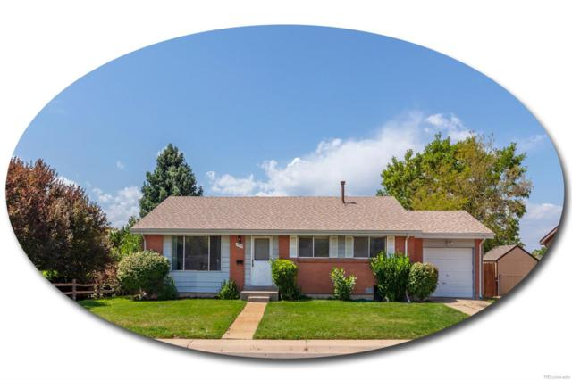 7257 S Clermont Drive, Centennial, CO 80122 (#8417550) :: The Griffith Home Team