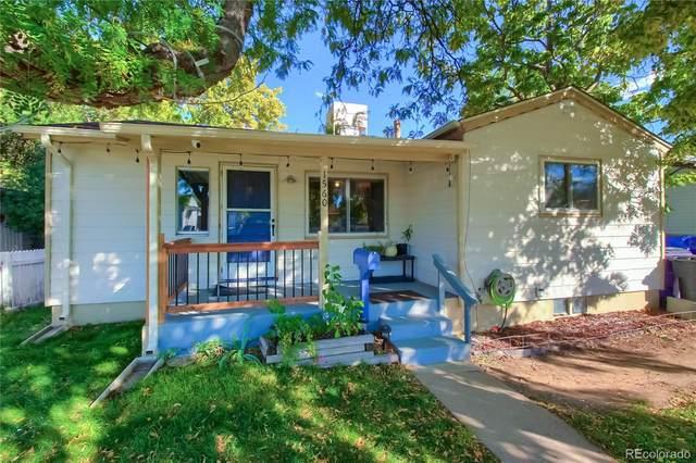1560 S Dale Court, Denver, CO 80219 (#8417822) :: Portenga Properties