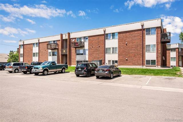 3653 S Sheridan Boulevard #1, Lakewood, CO 80235 (#8417996) :: Re/Max Structure