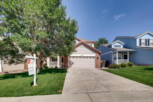 4844 S Liverpool Circle, Aurora, CO 80015 (#8418054) :: The Griffith Home Team
