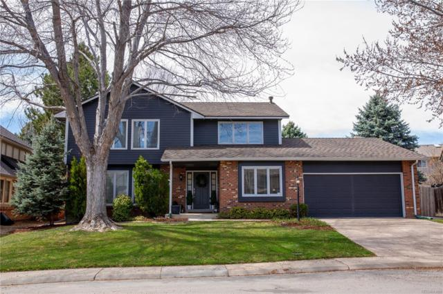 6163 S Macon Way, Englewood, CO 80111 (#8418390) :: The Heyl Group at Keller Williams