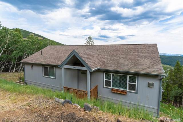 541 Paiute Road, Evergreen, CO 80439 (#8418556) :: Venterra Real Estate LLC
