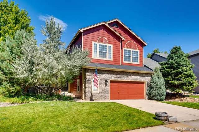 2587 Baneberry Lane, Highlands Ranch, CO 80129 (#8418617) :: The Heyl Group at Keller Williams
