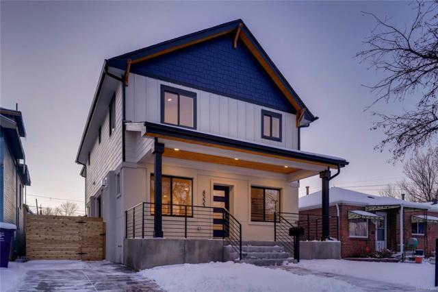 4333 Alcott Street, Denver, CO 80211 (#8418933) :: The Peak Properties Group