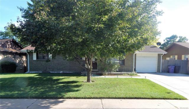 4780 W Temple Place, Denver, CO 80236 (#8419166) :: The Griffith Home Team