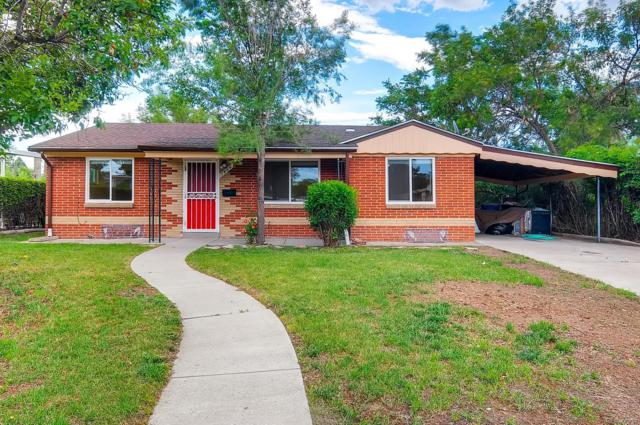 1464 S Carlan Court, Denver, CO 80219 (#8419239) :: The Heyl Group at Keller Williams