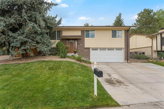 12857 W Arizona Place, Lakewood, CO 80228 (#8419281) :: Bring Home Denver with Keller Williams Downtown Realty LLC
