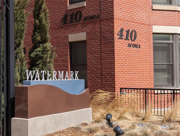 410 Acoma Street #411, Denver, CO 80204 (#8419441) :: The DeGrood Team