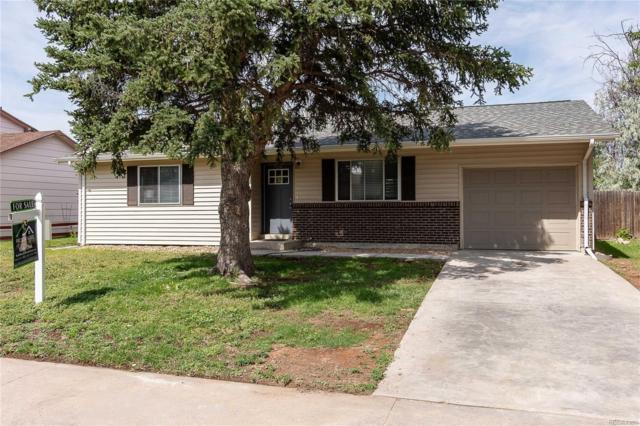 791 Lewiston Street, Aurora, CO 80011 (#8419466) :: Structure CO Group