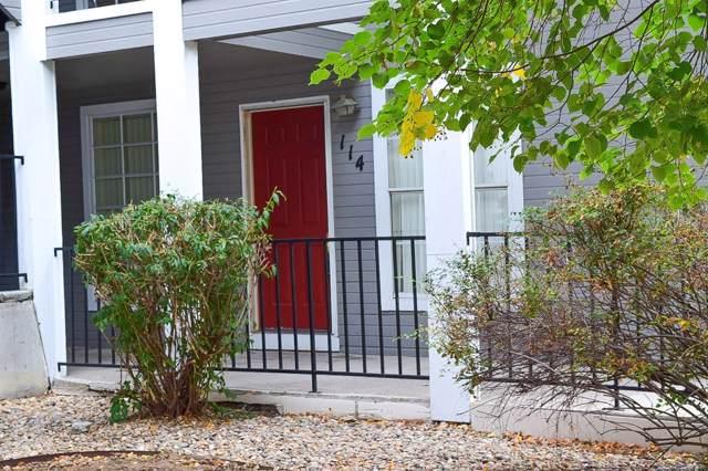 4450 S Pitkin Street #114, Aurora, CO 80015 (MLS #8419601) :: 8z Real Estate