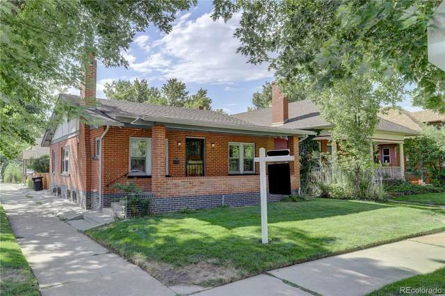 689 S Clarkson Street, Denver, CO 80209 (#8419749) :: The Healey Group