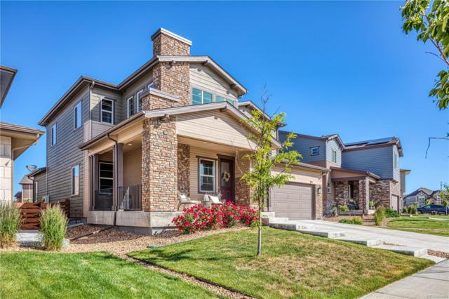 833 Dawn Avenue, Erie, CO 80516 (MLS #8420308) :: Bliss Realty Group