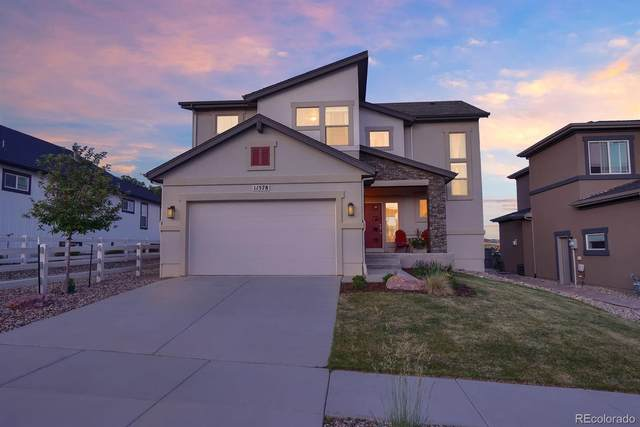 11578 Spectacular Bid Circle, Colorado Springs, CO 80921 (MLS #8420386) :: 8z Real Estate