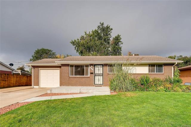 6427 Wolff Street, Arvada, CO 80003 (#8420473) :: The Griffith Home Team