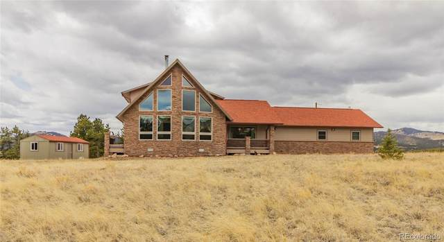 641 Old Kathleen Trail, Guffey, CO 80820 (MLS #8420551) :: 8z Real Estate