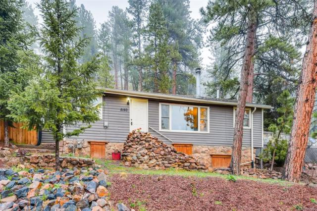 5150 Parmalee Gulch Road, Indian Hills, CO 80454 (#8420864) :: Wisdom Real Estate