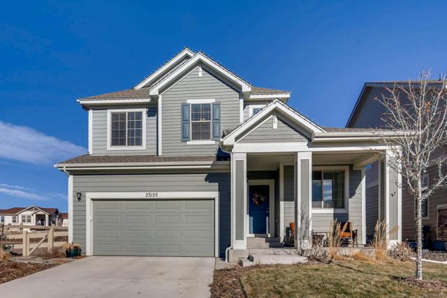 23155 Milford Lane, Parker, CO 80138 (#8421028) :: The Gilbert Group