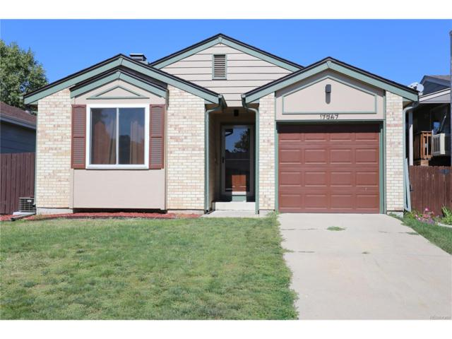 17967 E Bethany Place, Aurora, CO 80013 (#8421136) :: The Sold By Simmons Team