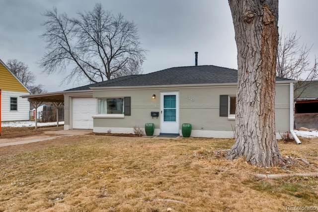 4315 S Elati Street, Englewood, CO 80110 (#8421207) :: The Griffith Home Team