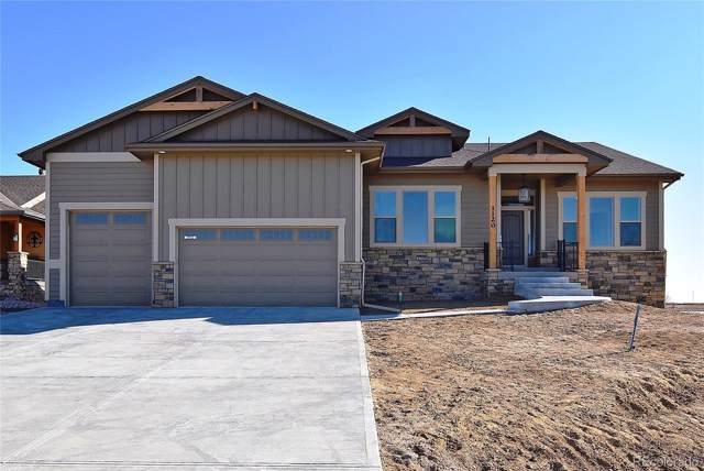1120 Green Ridge Drive, Severance, CO 80615 (#8421856) :: James Crocker Team
