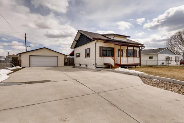 5390 Magnolia Street, Commerce City, CO 80022 (MLS #8422087) :: 8z Real Estate