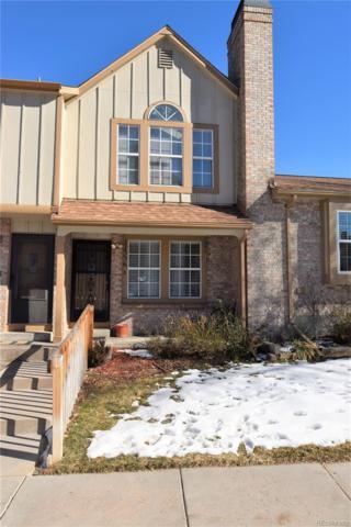 17336 E Rice Circle B, Aurora, CO 80015 (MLS #8422844) :: 8z Real Estate
