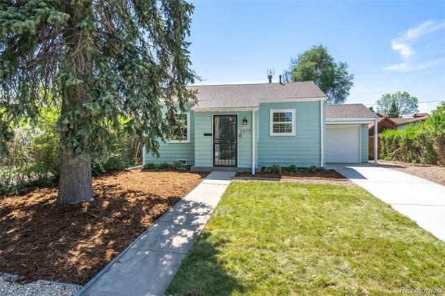 1275 Roslyn Street, Denver, CO 80220 (#8423185) :: The Harling Team @ HomeSmart
