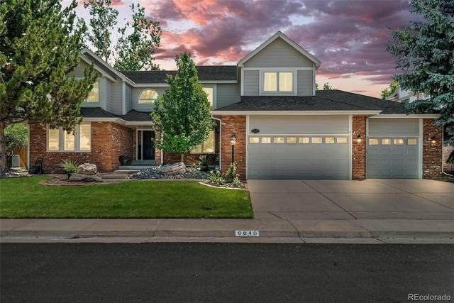 6040 S Nome Street, Englewood, CO 80111 (MLS #8423448) :: 8z Real Estate